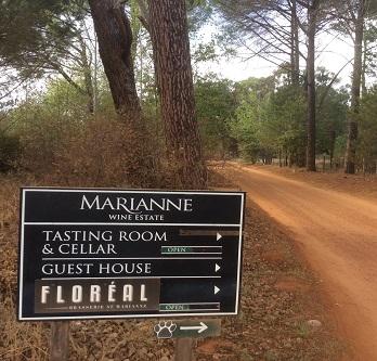marianne wine estate stellenbosch wine review. Black Bedroom Furniture Sets. Home Design Ideas